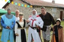 Médiévaux du village