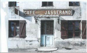 Le Café Jasserand à Merle
