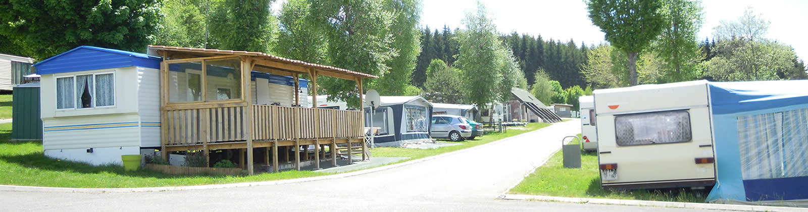 Camping Merle Leignec