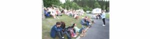 Concert Bernard Bruel camping Leignec