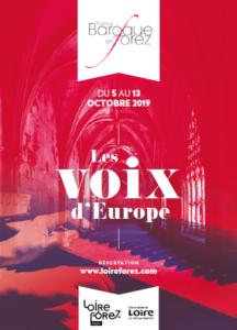 Festival baroque en Forez 2019