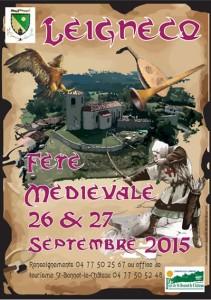 Fête médiévale de Merle Leignec