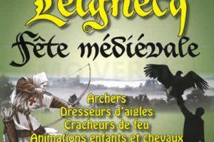 Fête Médiévale de Merle Leignec les 30 septembre et 1er octobre 2017