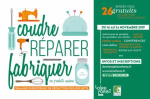 Semaine européenne de réduction des déchets 2019