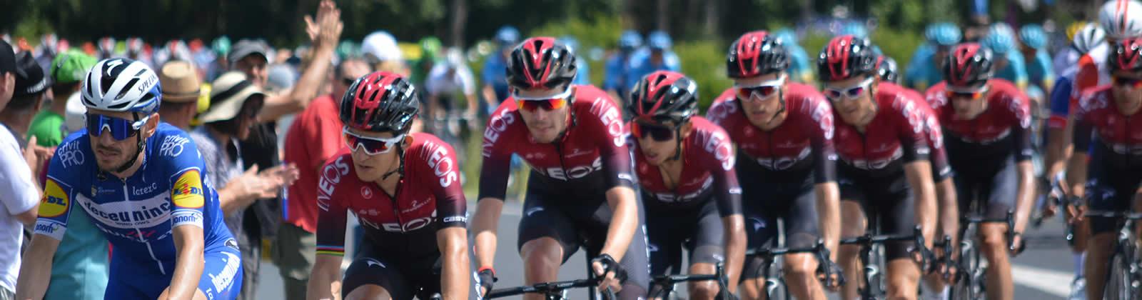 Tour de France 2019 près de Merle Leignec