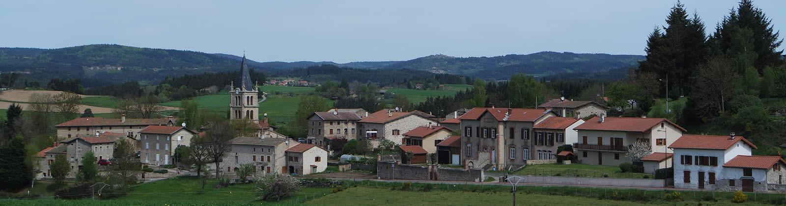 Village Merle Loire 42